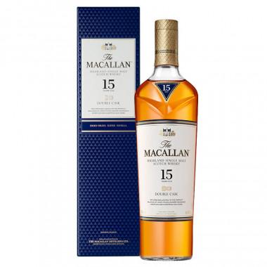 Macallan 15 ans Double Cask 70cl 43°