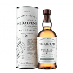 Balvenie Single Barrel 21 Years Old 70cl 47.8 °