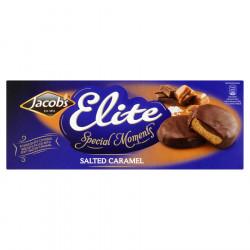 Biscuits elite salted caramel 145g