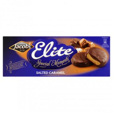 Biscuits Elite au Caramel Beurre Salé 145g Jacob's