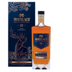 Mortlach 21 years old 2020 70cl 56.9°