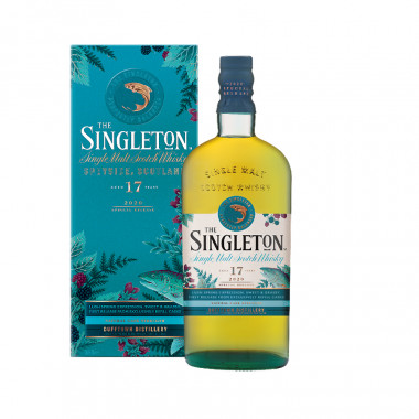 Singleton 17years old 2020 70cl 55.1°