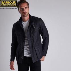 Barbour International Marine Quilted Jacket Ariel