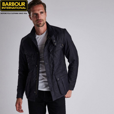 Barbour International Marine Quilted Jacket