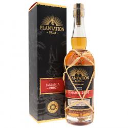 Plantation Rum Jamaïca 2007 70cl 46.8°
