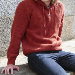 Out Of Ireland Tomette Hooded Sweater