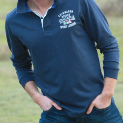 Out Of Ireland Nations of Rugby Navy Polo Shirt