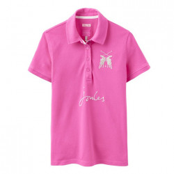 Tom Joule Pink Piqued Polo