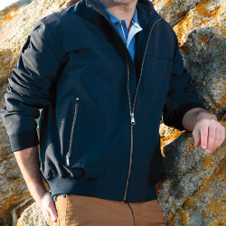 Out Of Ireland Navy Jacket