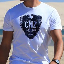 Canterbury White Tokoroa T-Shirt