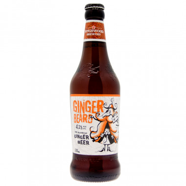 Wychwood Brewery Ginger Beard 50cl 4.2°