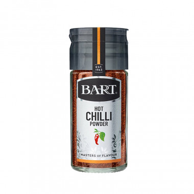Hot Chili Powder Bart 36g