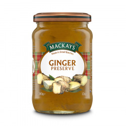 Confiture Gingembre Mackays 340g