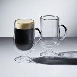 Irish Coffee Glasses Set 2x275ml