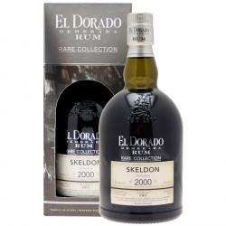 El Dorado Skeldon 2000 Rum 70cl 58.3°