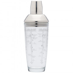 Barcraft Shaker Glass 700ml