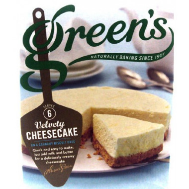 Green's Cheesecake Mix 259g