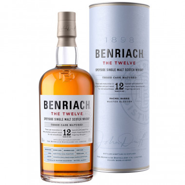 Benriach 12 Yars Old The Twelve 70cl 46°