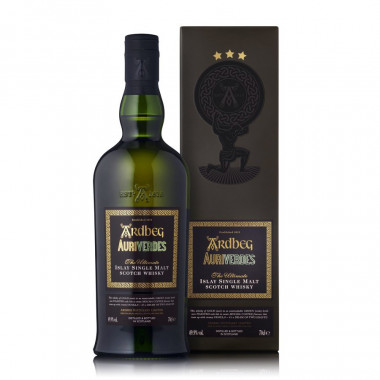 Ardbeg Auriverdes 70cl 49.9° - Limited Edition 2014