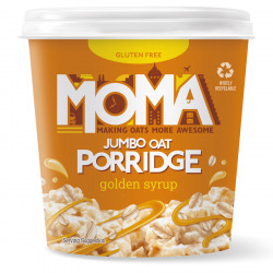 Moma Golden Syrup Porridge Pot 70g