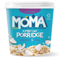 Moma Coconut & Chia Porrdige Pot 60g