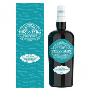 Rhum turquoise bay 70cl 40�