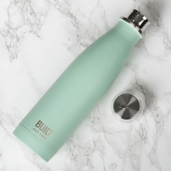 Built Mint Green Stainless Steel Isothermal Bottle 500ml