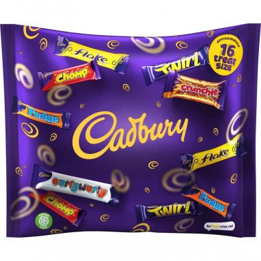 Cadbury Halloween Family Bag 222g