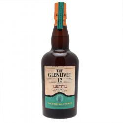 Glenlivet 12ans Illicit Still 70cl 48°