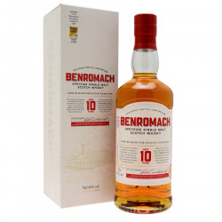 Benromach 10 years old 70cl 43°