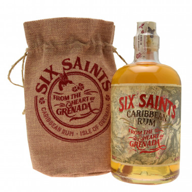 Rhum Six Saints 70cl 41.7°
