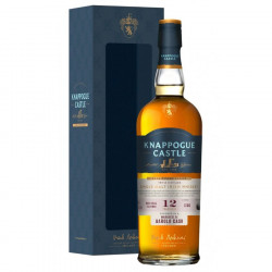 Knappogue Castle 12 ans Barolo Cask 70cl 46°