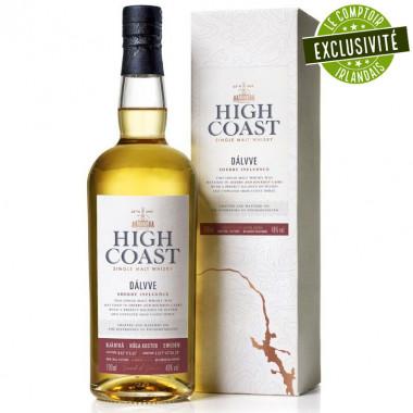 Highcoast Dalvve Sherry Influence 70cl 48°