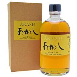 Akashi 4 Years White Wine 50cl 50°
