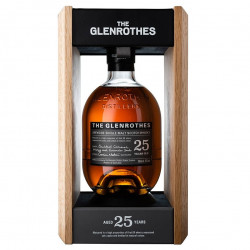 Glenrothes 25 ans 70cl 43°