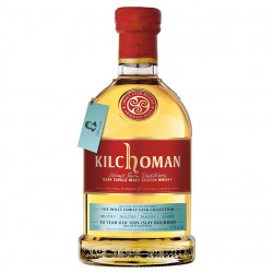 Kilchoman 10 Years Old Wills Family Cask Collection Bourbon 70cl 54.2°