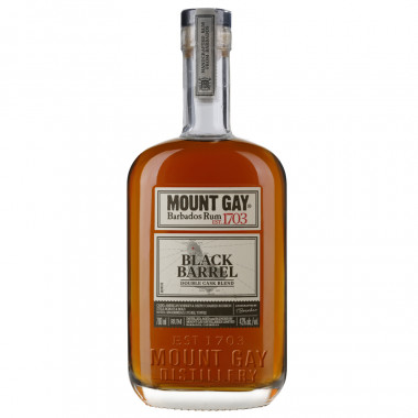 Mount Gay Black Barrel 70cl 43°