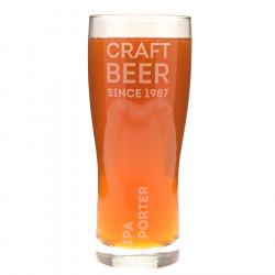Monaco Beer Glass 50cl
