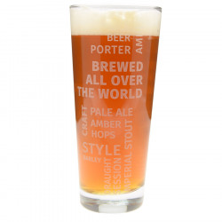 Beer Glass Frankonia 50cl