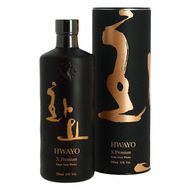 Hwayo X Premium 50cl 41°