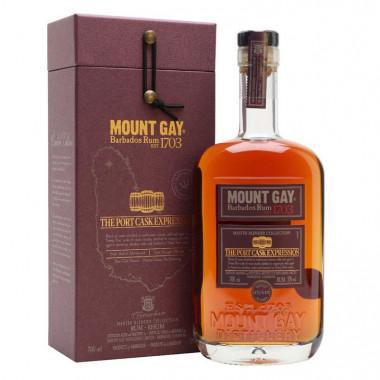 Rhum Mount Gay Port Cask Expression 70cl 43°