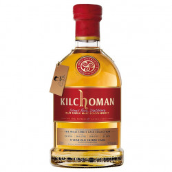 Kilchoman 9 ans Wills Family Cask Collection Sherry Hogshead 70cl 56.5°