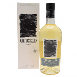 The Six Isles Blended Malt Scotch Whisky 70cl 46°