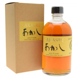 Akashi 5 ans White Wine 50cl 50°