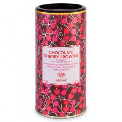 Whittard Cherry Brownie Powder Chocolate