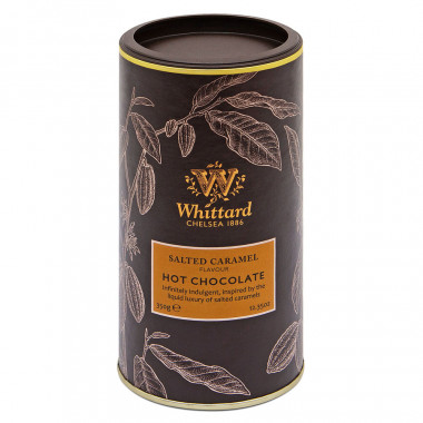 Salted Caramel Hot Chocolate Whittard 350g