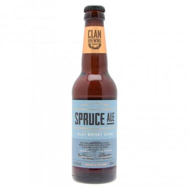 Spruce Ale Clan Brewing 33cl 8°