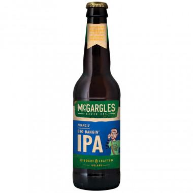 McGargles IPA Francis Big Bangin 33cl 7.1°