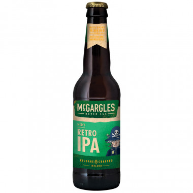 McGargles Ned's India Pale Ale 33cl 6.5°