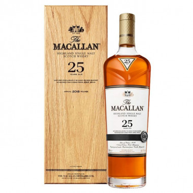 Macallan 25 Years Old 70cl 43°